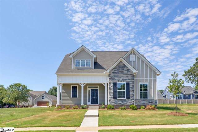 108 Arnold Mill Road Lot 129, Simpsonville, SC 29680 (#1374309) :: Coldwell Banker Caine
