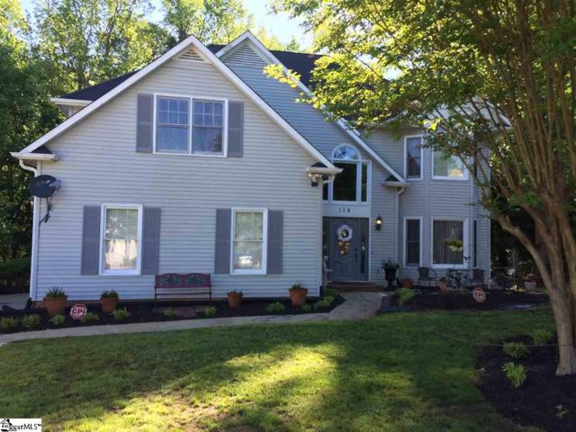 114 Hartsdale Circle, Greer, SC 29650 (#1382351) :: The Toates Team