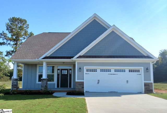 212 Cherrybark Lane Lot 20, Taylors, SC 29687 (#1384969) :: The Toates Team