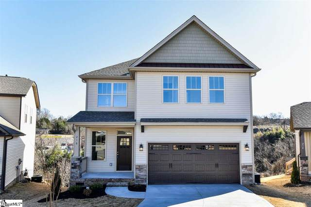 216 Clear Court Lot 31, Taylors, SC 29687 (#1413587) :: Hamilton & Co. of Keller Williams Greenville Upstate