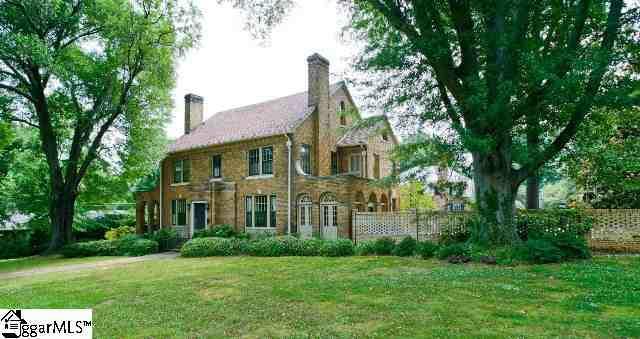 505 Mcdaniel Avenue, Greenville, SC 29605 (#1223906) :: Hamilton & Co. of Keller Williams Greenville Upstate