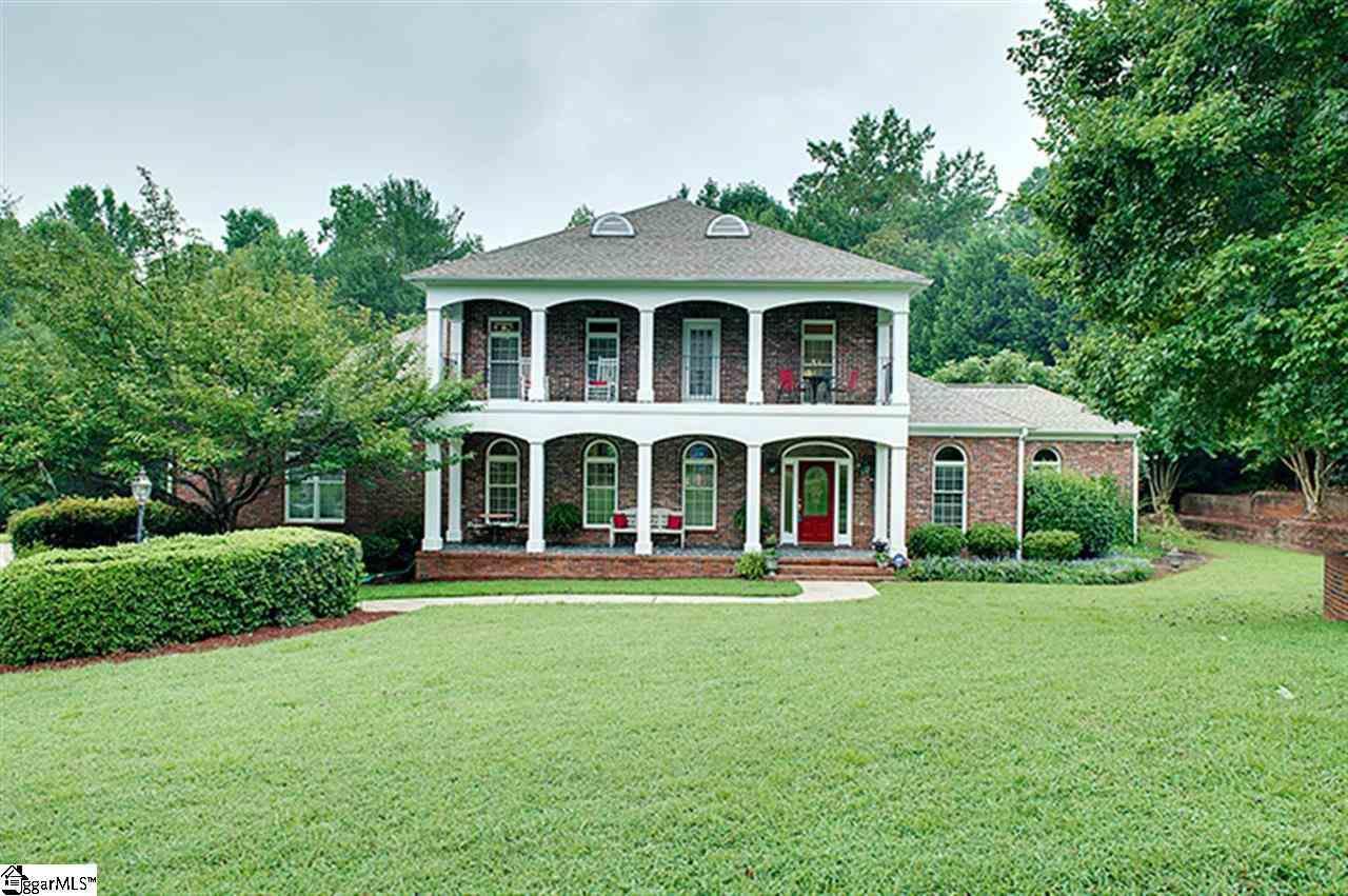 107 Overlook Court, Easley, SC 29642 (#1264641) :: Hamilton & Co. of Keller Williams Greenville Upstate