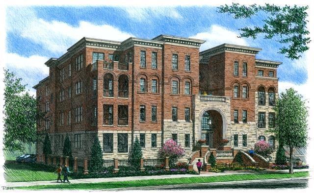 103 Cleveland Street Unit 204D, Greenville, SC 29601 (#1291322) :: Hamilton & Co. of Keller Williams Greenville Upstate