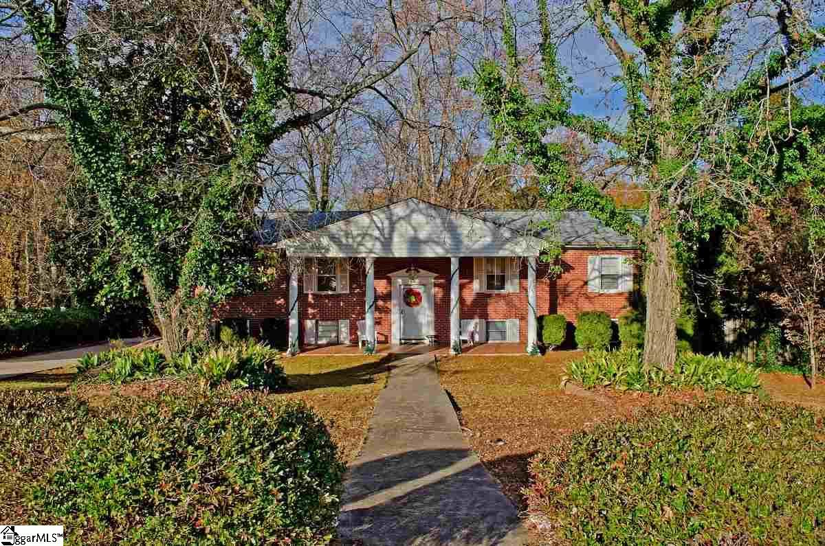 105 Hickory Lane, Mauldin, SC 29662 (#1334018) :: Hamilton & Co. of Keller Williams Greenville Upstate