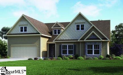 1 Ridgewater Court, Fountain Inn, SC 29644 (#1335897) :: Hamilton & Co. of Keller Williams Greenville Upstate