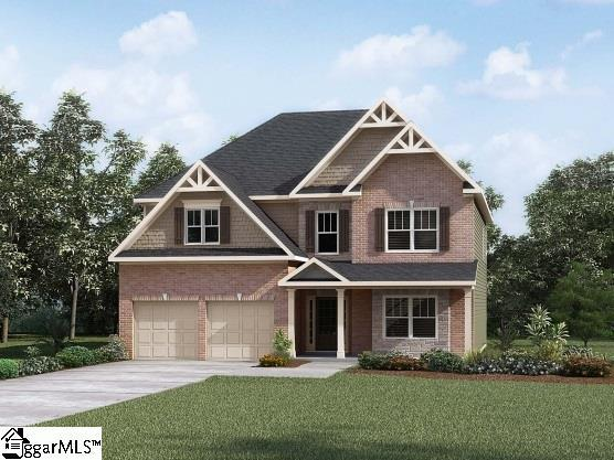 42 Leafmore Court, Simpsonville, SC 29680 (#1338117) :: The Toates Team