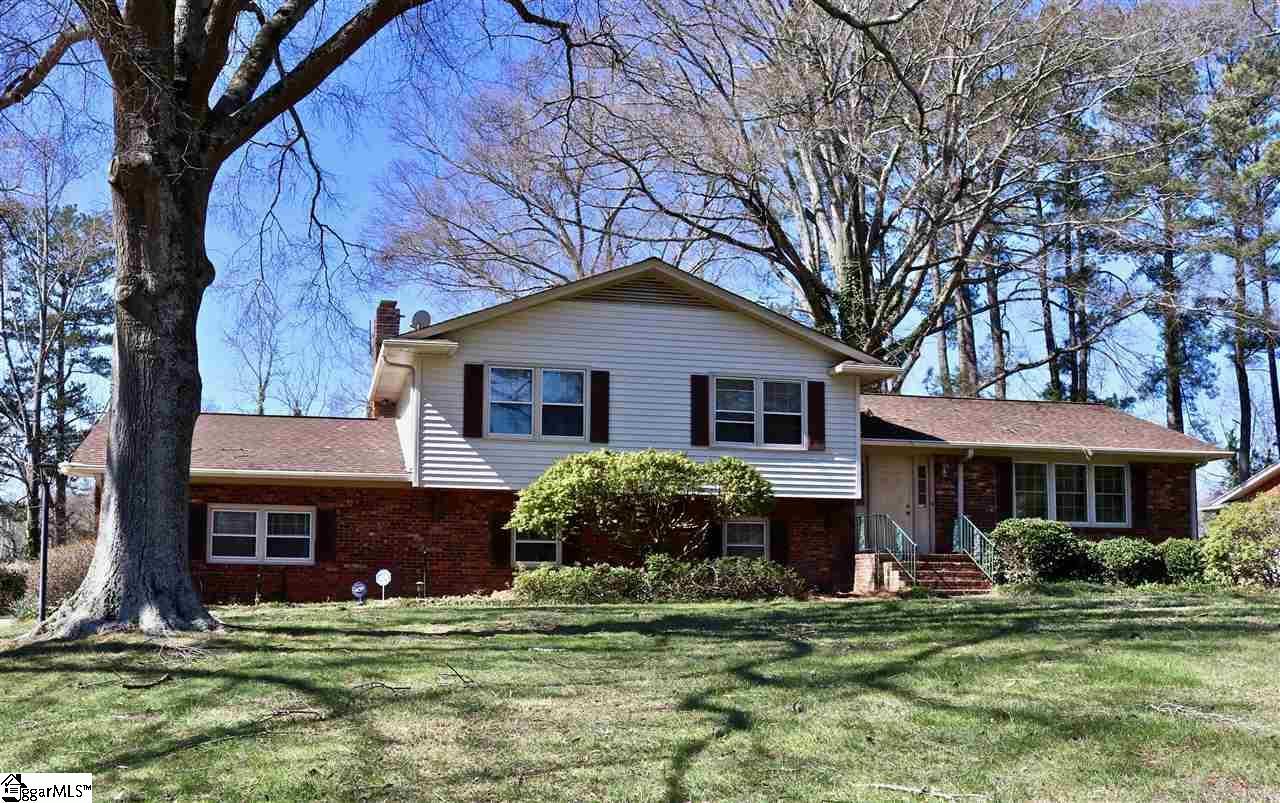 510 Cherokee Drive, Greenville, SC 29615 (#1339989) :: J. Michael Manley Team