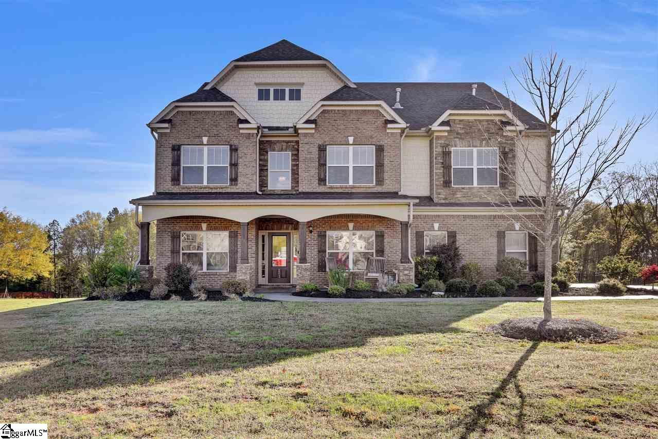 201 Ellington Creek Lane, Greer, SC 29651 (#1341756) :: J. Michael Manley Team