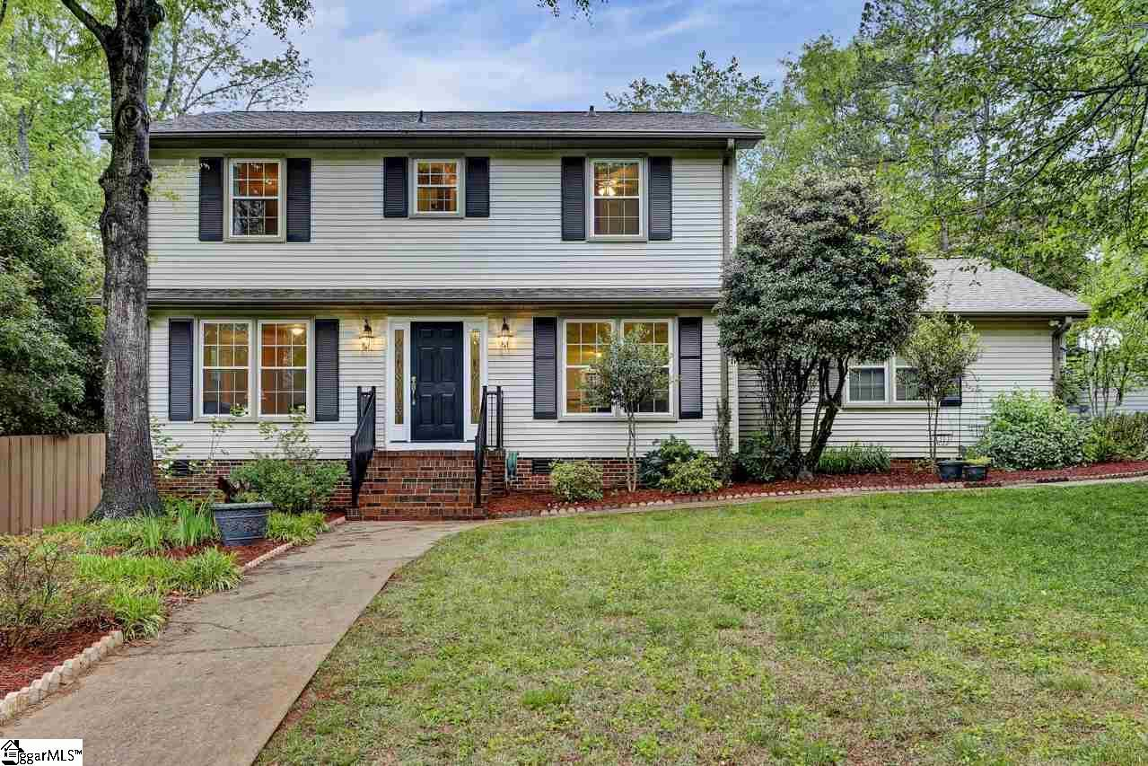 8 Westover Place, Greenville, SC 29615 (#1342257) :: J. Michael Manley Team