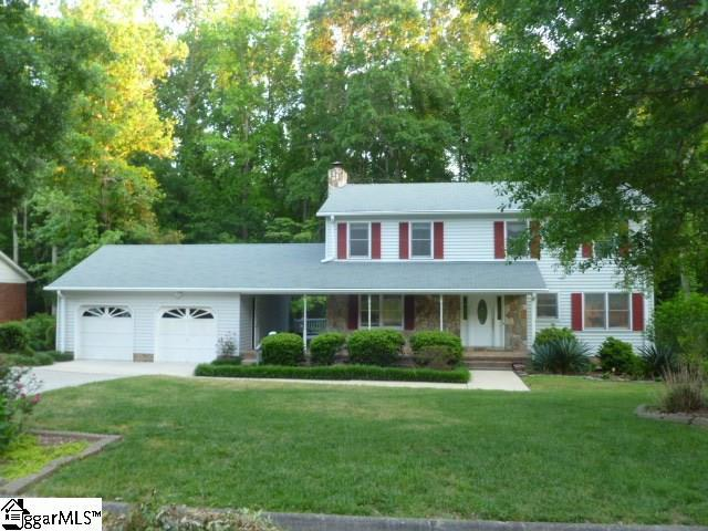119 Gail Drive, Mauldin, SC 29662 (#1344130) :: Connie Rice and Partners