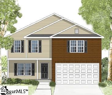405 Cadendale Place Way Lot #65, Piedmont, SC 29673 (#1346768) :: Connie Rice and Partners