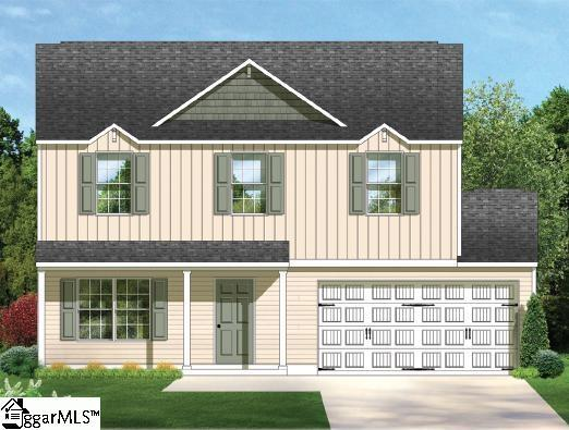 922 Slow Creek Court, Boiling Springs, SC 29316 (#1346963) :: The Toates Team