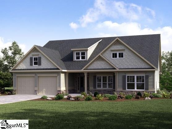 104 Grand River Lane, Simpsonville, SC 29681 (#1347038) :: Hamilton & Co. of Keller Williams Greenville Upstate