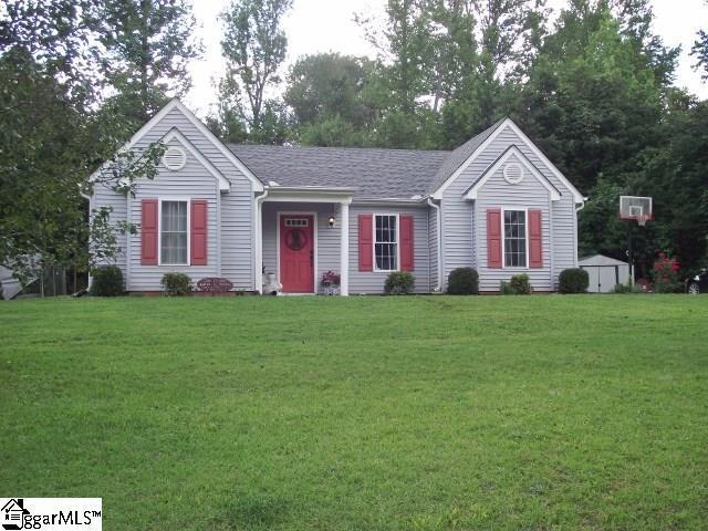 141 Hillside Circle, Easley, SC 29640 (#1347043) :: Hamilton & Co. of Keller Williams Greenville Upstate
