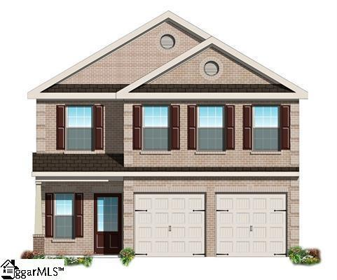 404 Crane Cove Court Lot #77, Greenville, SC 29611 (#1347384) :: The Toates Team