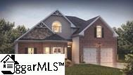 609 Harwinton Lane Lot 31, Greer, SC 29650 (#1350489) :: Connie Rice and Partners