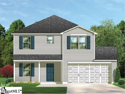 152 Evvalane Drive, Spartanburg, SC 29302 (#1350515) :: Connie Rice and Partners