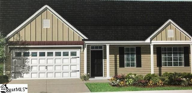 102 Arbor Woods Lane Way, Piedmont, SC 29673 (#1352587) :: Hamilton & Co. of Keller Williams Greenville Upstate