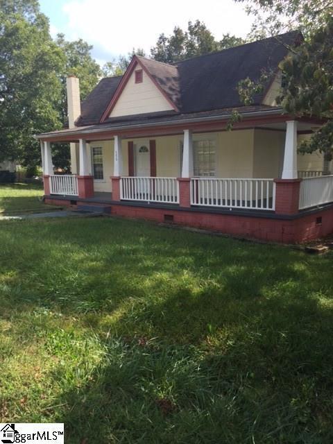 306 Barton Street, Easley, SC 29640 (#1353029) :: Hamilton & Co. of Keller Williams Greenville Upstate