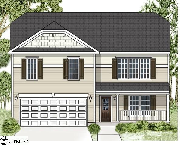 101 Lake Grove Drive #145, Simpsonville, SC 29681 (#1353739) :: The Toates Team