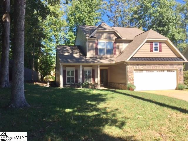 308 Applehill Way, Simpsonville, SC 29681 (#1354405) :: Connie Rice and Partners