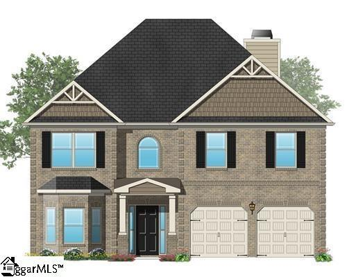 160 Deer Drive Lot 31, Greenville, SC 29611 (#1354868) :: The Toates Team