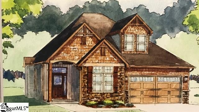 213 Round Stone Way, Greenville, SC 29607 (#1355431) :: The Toates Team