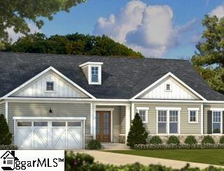 608 Carilion Lane Lot 239, Greenville, SC 29617 (#1356588) :: Hamilton & Co. of Keller Williams Greenville Upstate