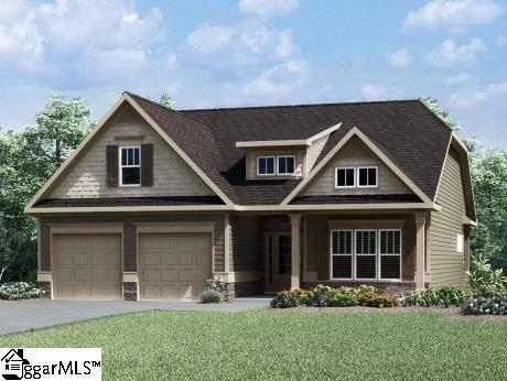771 Ashdale Way, Greer, SC 29651 (#1356618) :: The Toates Team