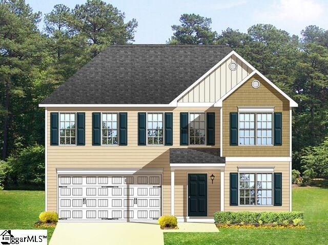 133 Vermillian Drive, Spartanburg, SC 29306 (#1357011) :: Carrington Real Estate Services