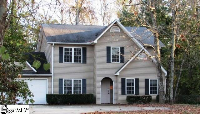 25 Chelseabrook Court, Mauldin, SC 29662 (#1357284) :: Connie Rice and Partners