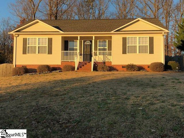 129 S Manley Drive, Taylors, SC 29687 (#1358122) :: The Toates Team