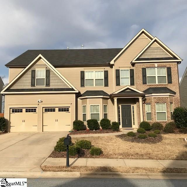 909 Kangley Drive, Simpsonville, SC 29681 (#1358600) :: The Toates Team