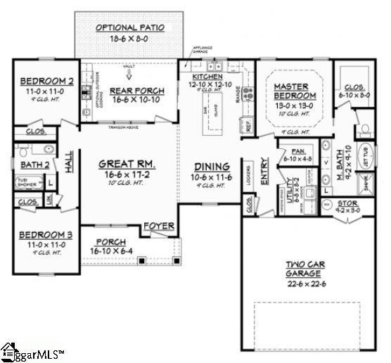 5 Crocus Court, Fountain Inn, SC 29644 (#1358744) :: Bachtel Group