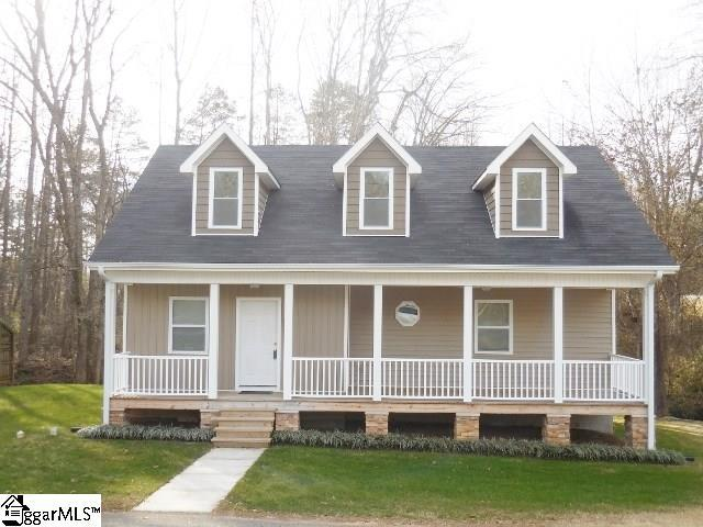 136 Cherokee Road, Easley, SC 29642 (#1358834) :: The Toates Team
