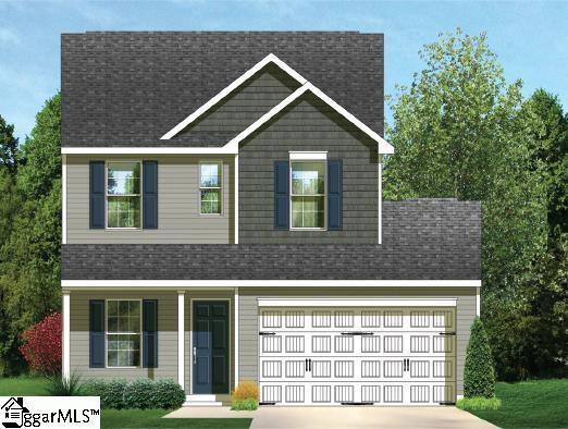 146 Evvalane Drive, Spartanburg, SC 29302 (#1359104) :: The Toates Team