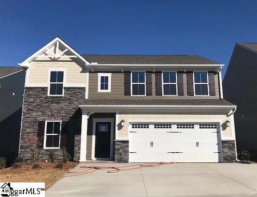26 Dauphine Way, Greer, SC 29650 (#1359425) :: The Toates Team