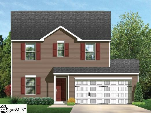 934 Slow Creek Court, Boiling Springs, SC 29316 (#1359609) :: The Toates Team