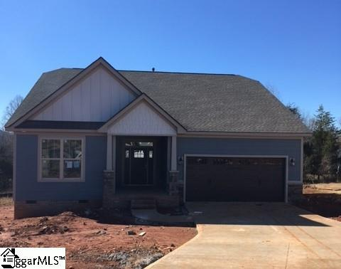 409 Skyway Place Lot 34, Travelers Rest, SC 29690 (#1359778) :: Hamilton & Co. of Keller Williams Greenville Upstate