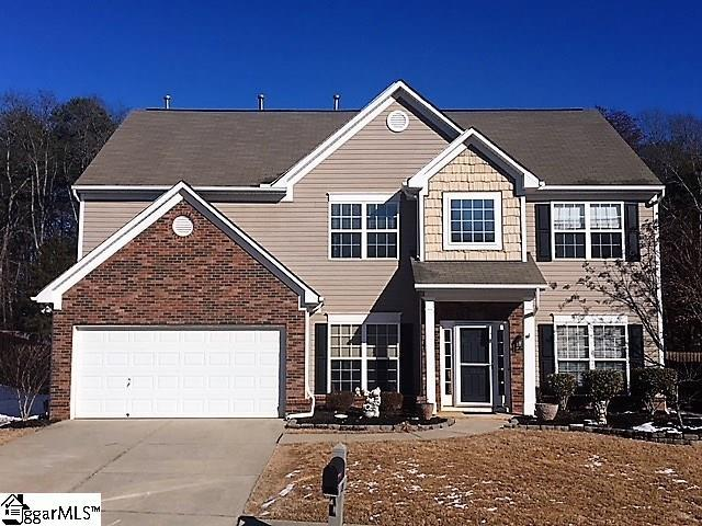 201 Plum Hill Way, Simpsonville, SC 29680 (#1359820) :: The Toates Team