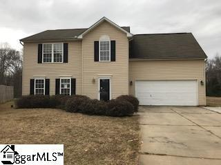 513 Flanders Court, Greenville, SC 29607 (#1359893) :: The Toates Team