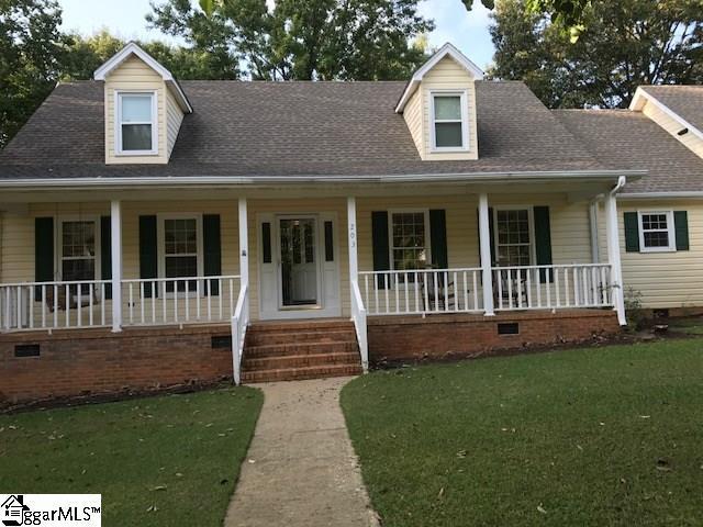 203 Foxworth Lane, Simpsonville, SC 29680 (#1359901) :: Hamilton & Co. of Keller Williams Greenville Upstate