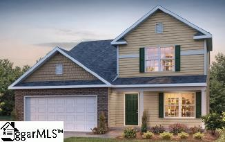 729 Streamside Drive, Piedmont, SC 29673 (#1360097) :: The Toates Team