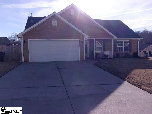 100 Corinth Drive, Piedmont, SC 29673 (#1360146) :: The Toates Team