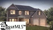 203 Birchdale Court, Simpsonville, SC 29681 (#1360147) :: The Toates Team