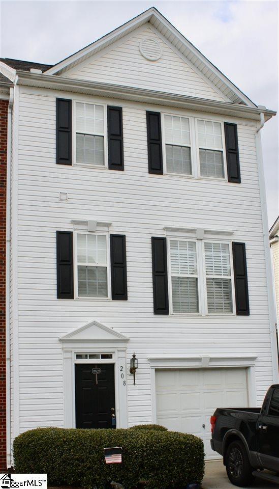 208 Summerston Place, Mauldin, SC 29662 (#1360506) :: Hamilton & Co. of Keller Williams Greenville Upstate