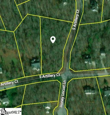 Lot 68 S Artillery Court, Piedmont, SC 29673 (#1360693) :: Hamilton & Co. of Keller Williams Greenville Upstate