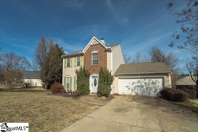 15 Crossview Drive, Simpsonville, SC 29680 (#1360695) :: Hamilton & Co. of Keller Williams Greenville Upstate
