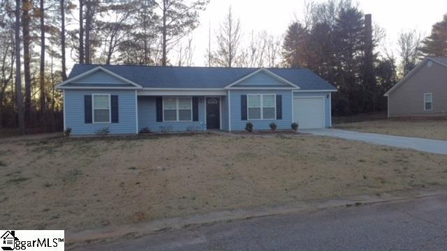 208 Longview Drive Lot 110, Williamston, SC 29697 (#1360770) :: The Haro Group of Keller Williams