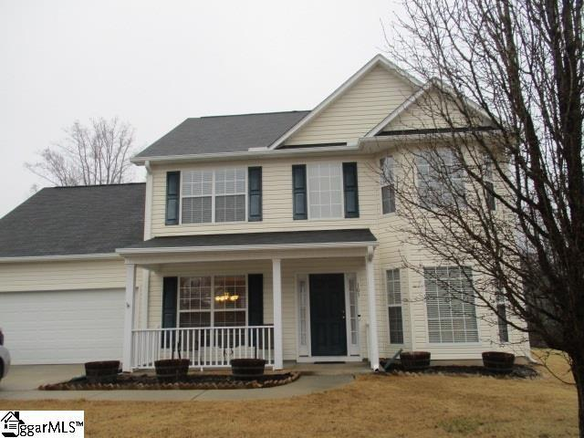 103 Merlot Court, Mauldin, SC 29662 (#1360783) :: Connie Rice and Partners